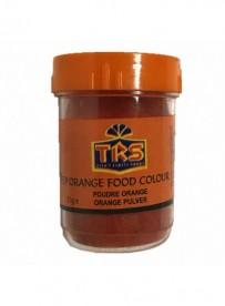 Colorant orange (poudre) - TRS