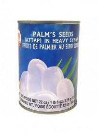 Fruits de palmier au sirop - COCK