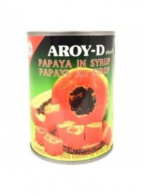 Papaye au sirop - AROY-D