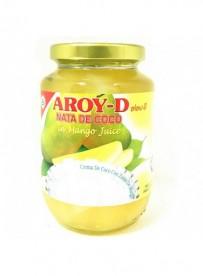 Nata de coco au sirop mangue- AROY-D