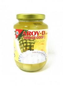 Nata de coco au jus d'ananas - AROY-D