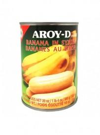 Bananes au sirop - AROY-D