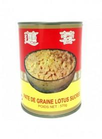 Pâte de graine lotus sucrée