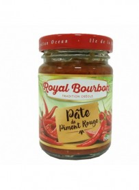 Pâte d piment rouge - ROYAL BOURBON
