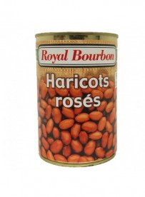 Haricots rosés - ROYAL BOURON