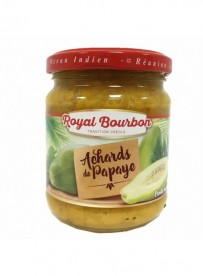 Achards de papaye - ROYAL BOURBON