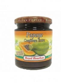 Confiture Papaye - ROYAL BOURBON
