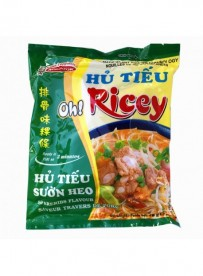 Vermicelle de riz SAVEUR TRAVERS DE PORC 'HU TIEU'