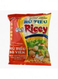 Vermicelle de riz SAVEUR BOULETTES DE BOEUF 'HU TIEU'