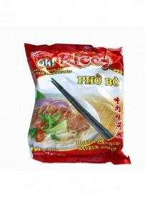 Vermicelle de riz SAVEUR BOEUF 'PHO BO'