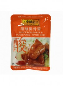 Sauce for sweet sour pork/ribs - LEE KUM KEE