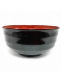 Bol noir & rouge