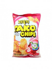 Chips saveur fruit de mer - NONGSHIM