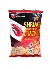 Crackers saveur crevette épicés - NONGSHIM