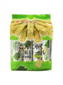Biscuit de riz cargo au varech