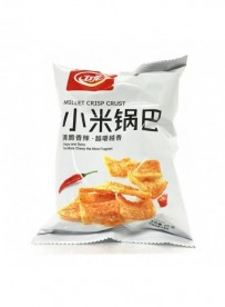 Millet crisp saveur de crust-spicy - WEILONG