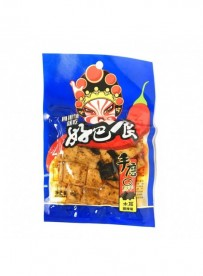 Tofu séché et champignon sucré épicé - HAOBASHI