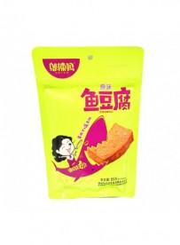 Tofu de poisson saveur original - WULAMA