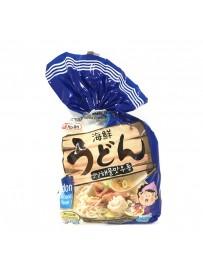 Nouilles Udon saveur fruit de mer - HOSAN