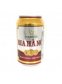 Bière Hanoi - HABECO