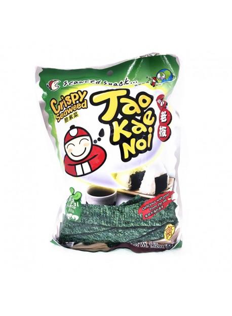 Feuilles d'algues croquantes Gout naturel - TAO KAE NOI