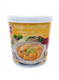 Pâte de curry jaune - COCK