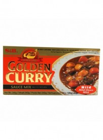 GOLDEN CURRY SAUCE MIX - S&B