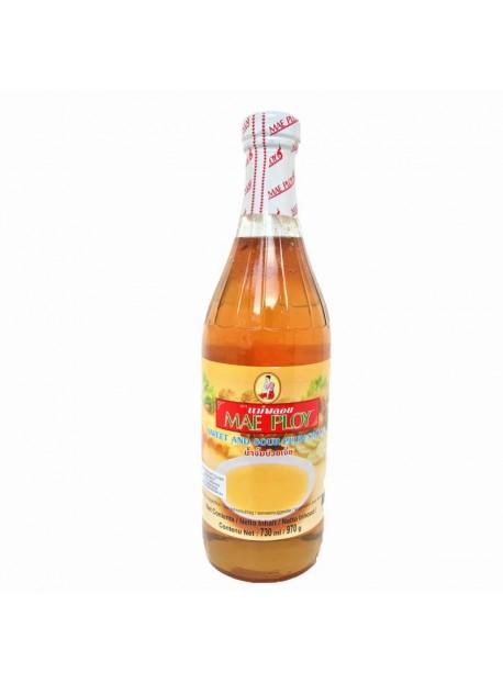 Sauce aigre douce aux prunes - MAE PLOY