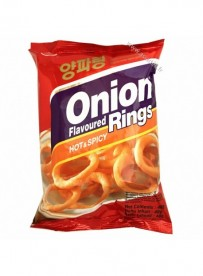 ONION RINGS (HOT & SPICY) - NONGSHIM